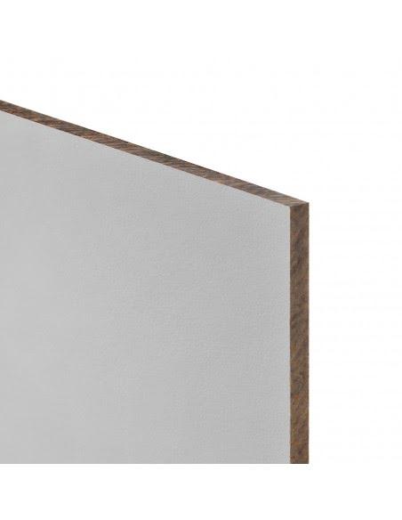 Szara płyta budowlana i wykończeniowa o wielkości 120cm x 210cm x 0.6cm